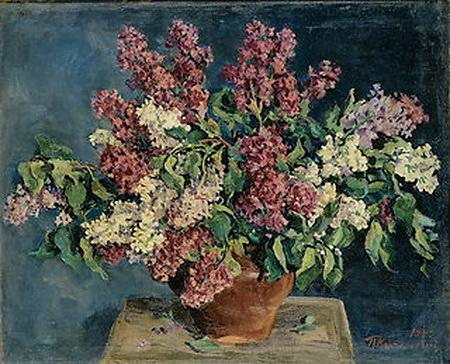 Lilac, 1942