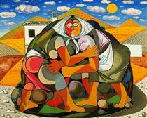 Peasants - Rafael Zabaleta