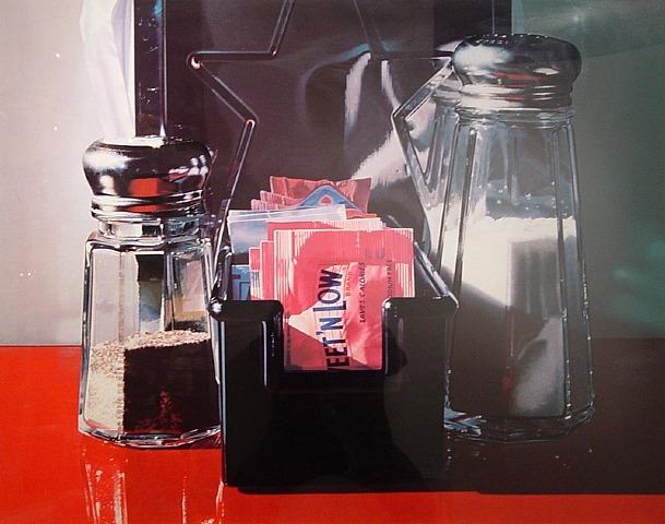 Sweet 'n Low, 1990 - Ralph Goings