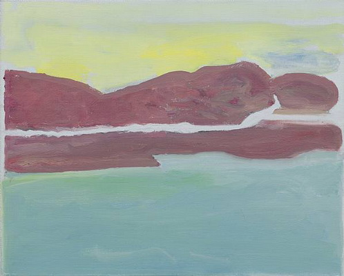 Untitled, 2005 - Raoul De Keyser