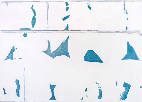 Untitled, 2006 - Raoul De Keyser