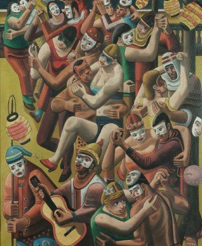 Circus Parade - Delorme Raphael