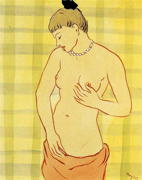 Pebble, 1948 - Rene Magritte