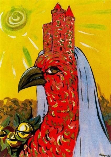 Prince charming, 1948 - René Magritte