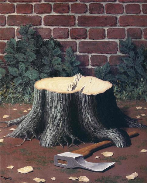 The Labours of Alexander, 1950 - Rene Magritte