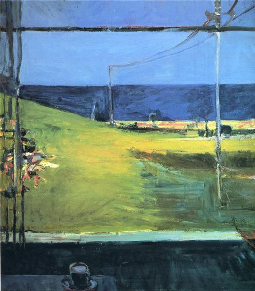 Horizon Ocean View - Richard Diebenkorn