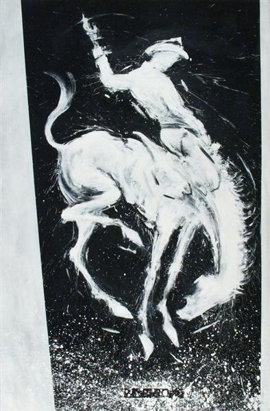 Rodeo, 2005 - Richard Hambleton