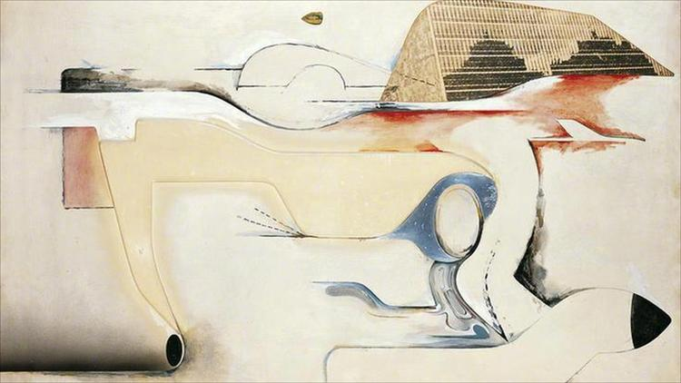 Hers Is A Lush Situation, 1958 - Richard Hamilton