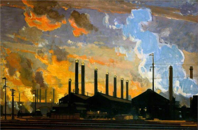 British Industries. Steel - Річард Джек