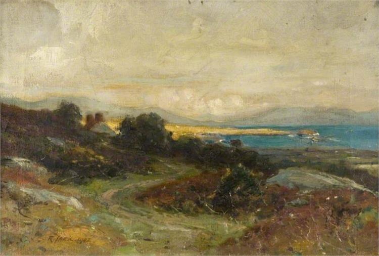 Irish Landscape - Річард Джек
