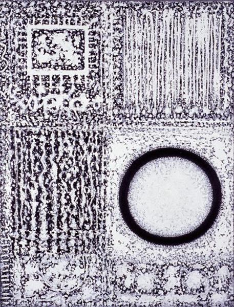 Circle by the Falling Waters, 1980 - Richard Pousette-Dart