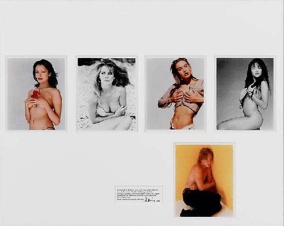 Untitled (Publicity), 2000 - Richard Prince