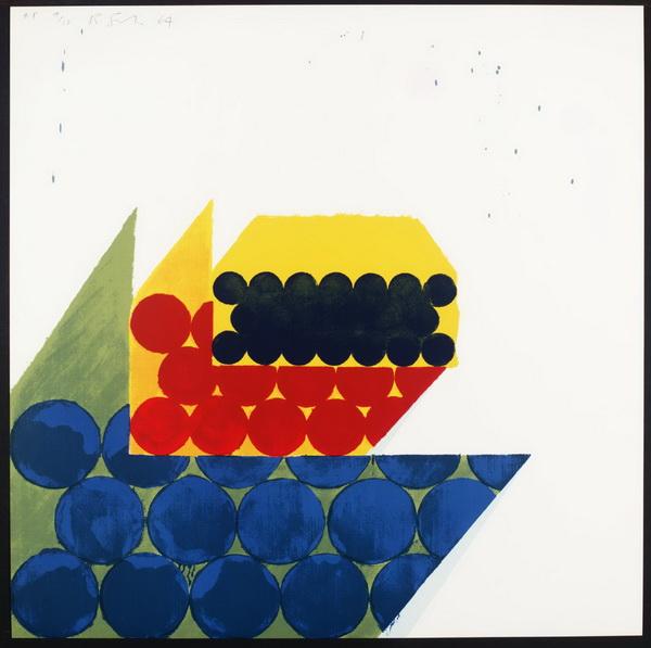 Untitled, 1964 - Ричард Смит