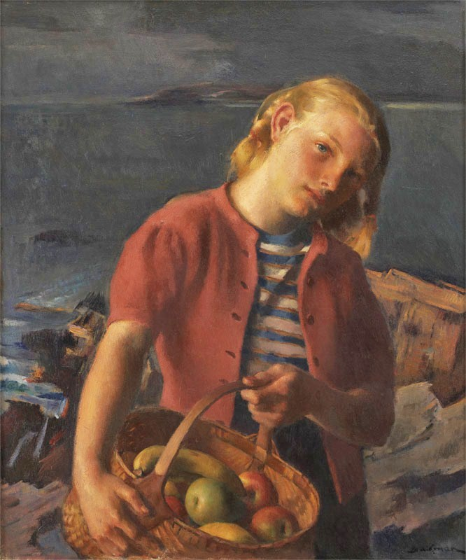 Girl from Village, 1960