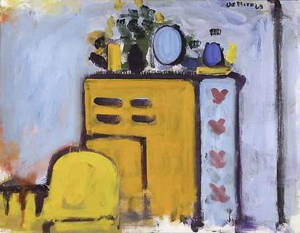 Studio Interior - Robert De Niro Sr.