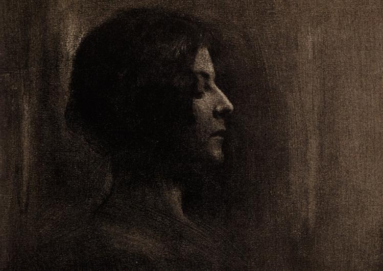 Severity, 1904 - Robert Demachy