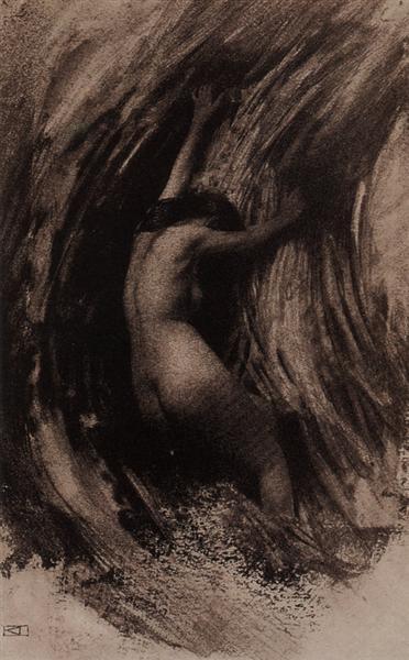 Struggle, 1904 - Robert Demachy