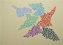 Confetti Pattern - Robert Goodnough