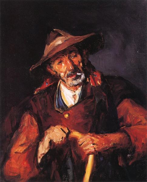 La Jartigo, 1924 - Robert Henri