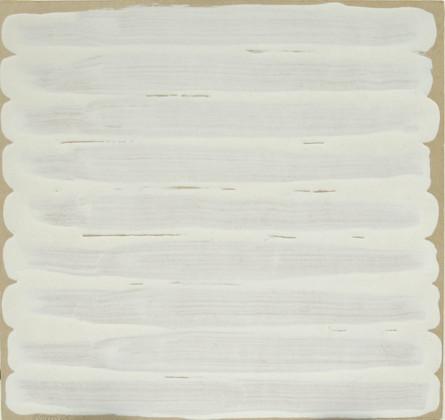 Untitled, 1965 - Robert Ryman