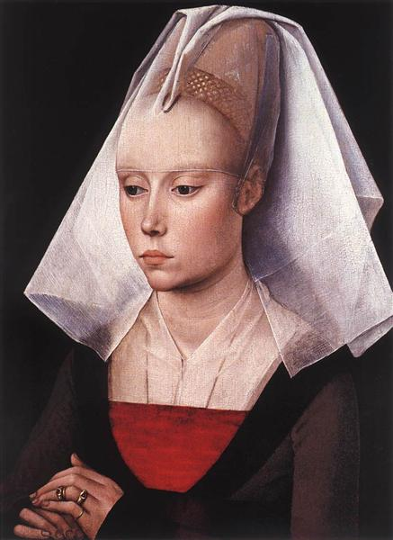 Portrait of a Woman, 1464 - Rogier van der Weyden