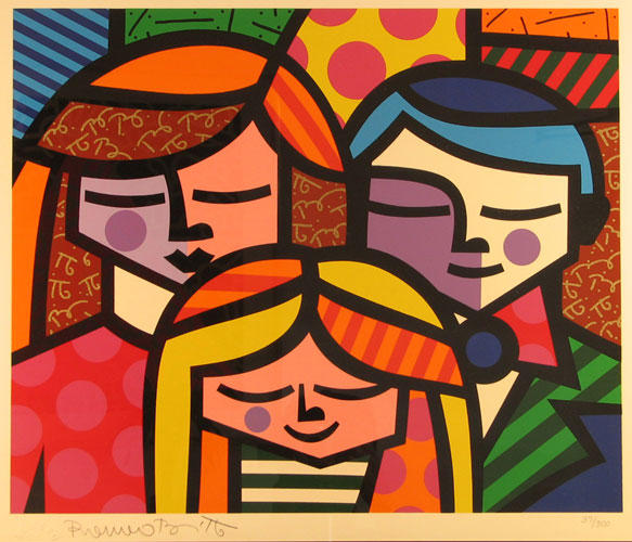 Family - Romero Britto