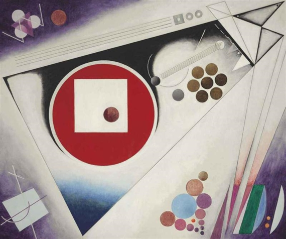 Third Symphony in 3 Movements, 1930 - Rudolf Bauer