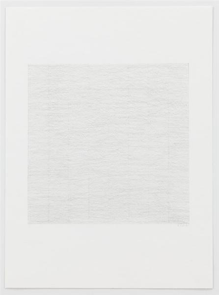 Painting #91019, 1991 - Rudolf de Crignis