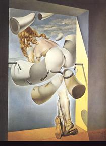 Salvador Dali - 1102 paintings, drawings, designs, illustrations ...