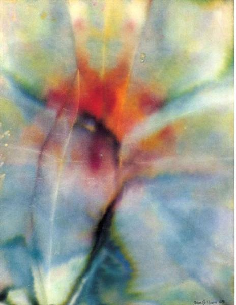 Abstraction, 1969 - Sam Gilliam