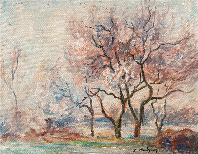 Springtime, 1930 - Samuel Mutzner