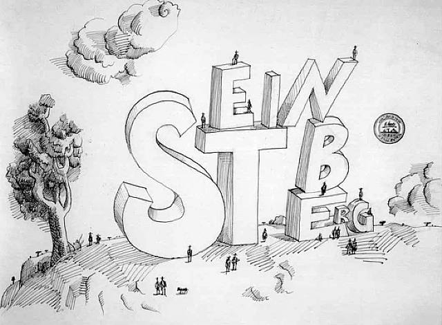 Untitled (Steinberg), 1966 - 索尔·斯坦伯格