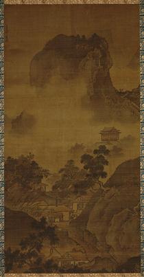 Landscape of Four Seasons: Fall - Sesshu Toyo