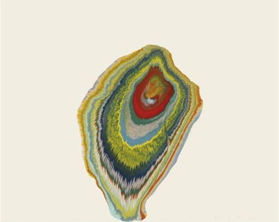 Untitled, 1965 - 嶋本昭三