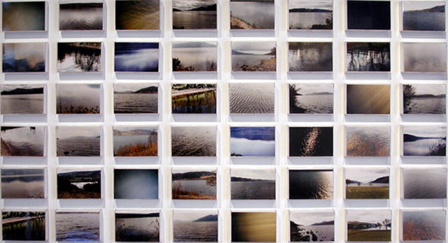 Forty-Eight View of Lochness, 1997 - Spencer Finch