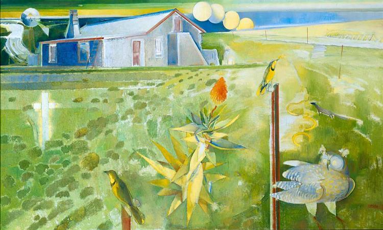Ons Land, 1957 - Stanley Pinker