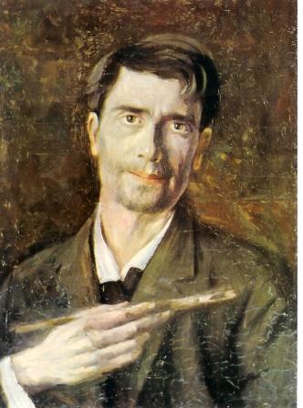 A Painter, 1909 - Stefan Luchian