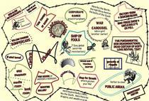 Map - Sue Coe