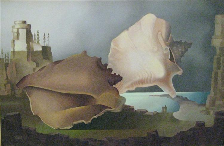 Solitude, 1936 - Свен Джонсон