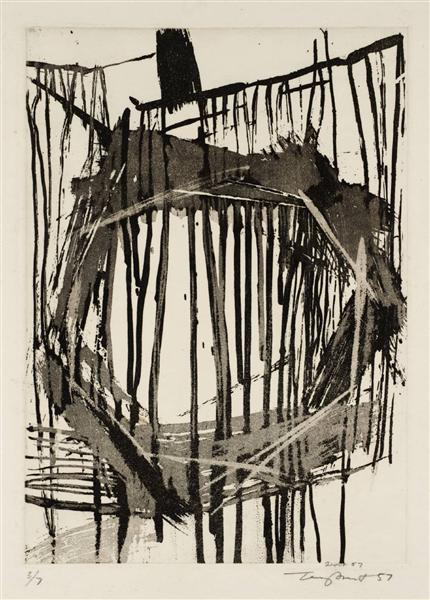 Composition, 1957 - Terry Frost