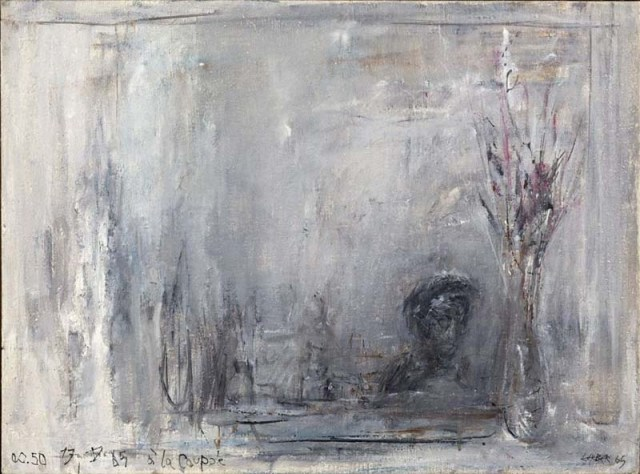 Giacometti à la coupole, 1965 - Тео Гербер