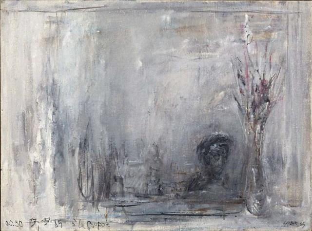 Giacometti à la coupole - Theo Gerber