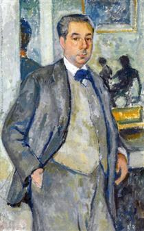 Roger Martin du Gard - Théo van Rysselberghe