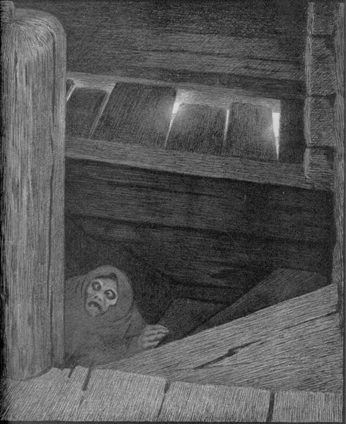 Pesta I Trappen - Theodor Severin Kittelsen