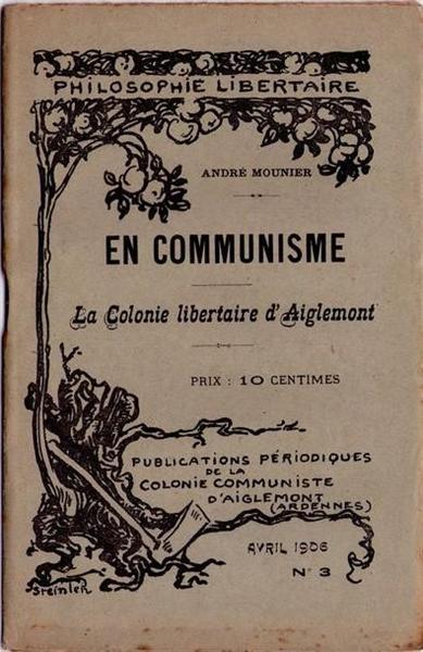 En Communisme, 1906 - Теофіль Стейнлен