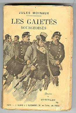 Les Gaietes Bourgeoises, 1888 - Theophile Steinlen
