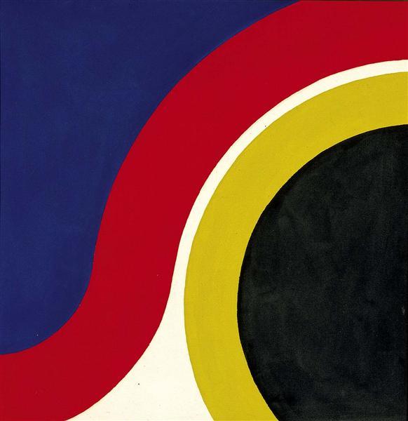 Red Span, 1964 - Thomas Downing