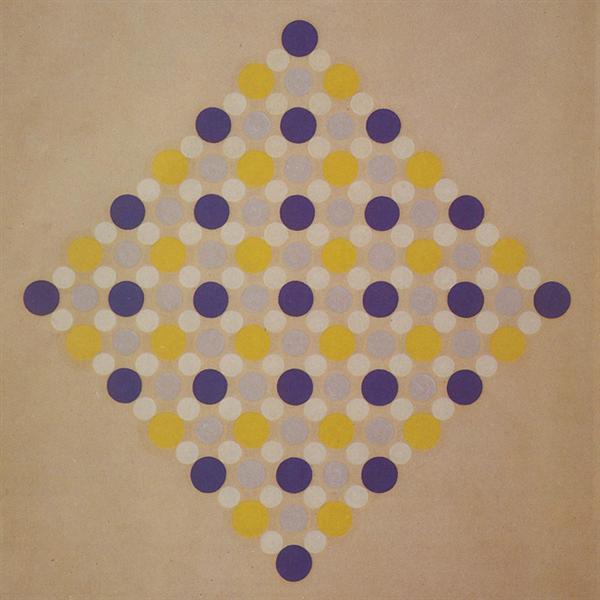 Untitled, 1963 - Thomas Downing
