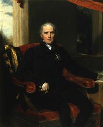 Sir Henry Halford - Томас Лоуренс