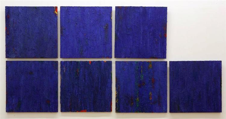 Untitled, 2001 - Tiberiy Szilvashi
